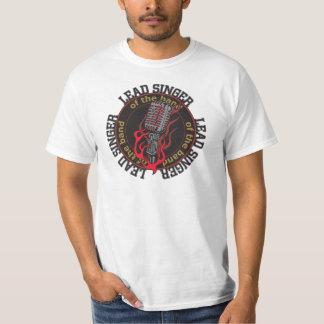 Camiseta para hombre de la música rock del valor