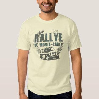 Camiseta para hombre de la nueva mini reunión polera