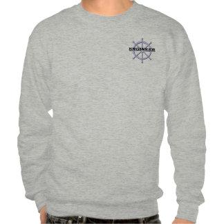 Camiseta para hombre de la rueda de la nave del in