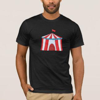Camiseta para hombre de la tienda de circo