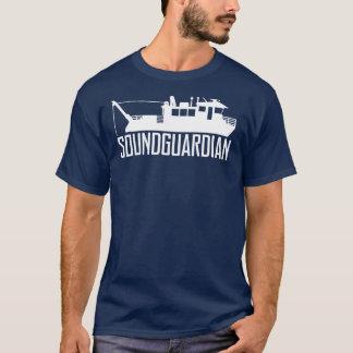 Camiseta para hombre de los azules marinos del