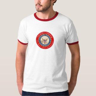 Camiseta para hombre de los límites de mandato