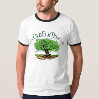 Camiseta para hombre del campanero remeras