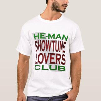 Camiseta para hombre del club de los amantes de
