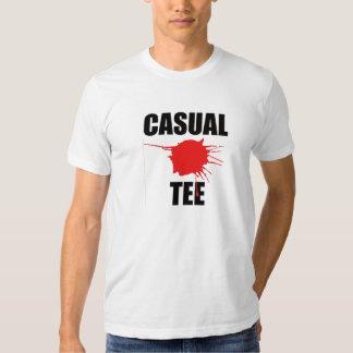 Camiseta para hombre del diseño de la MUERTE Playera
