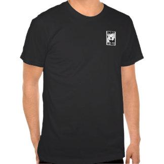 Camiseta para hombre del logotipo del bolsillo del