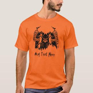 Camiseta para hombre del motor del personalizable