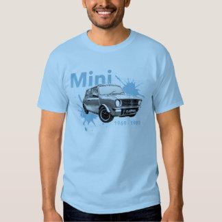 Camiseta para hombre del nuevo mini socio de un playeras