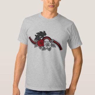 Camiseta para hombre del safari que practica surf remeras