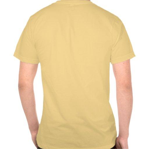 Camiseta para hombre hecha un podcast isla exótica