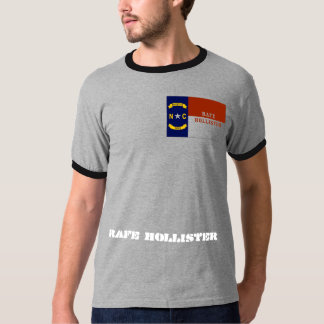 Camiseta para hombre - modificada para requisitos playera