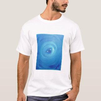 Camiseta para hombre - ojo del arte