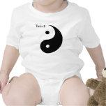 Camiseta para los gemelos - B gemelo de Yin Yang