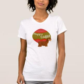 Camiseta para mujer de Cesky Terrier Polera