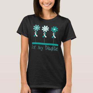 Camiseta para mujer de la hija de la conciencia
