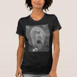 Camiseta para mujer de la lápida mortuoria