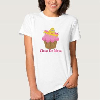 Camiseta para mujer de la magdalena linda de Cinco Playera