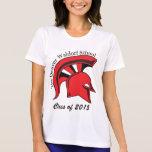 Camiseta para mujer de la Micro-Fibra del