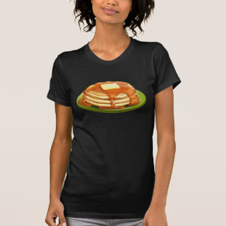 Camiseta para mujer de las crepes