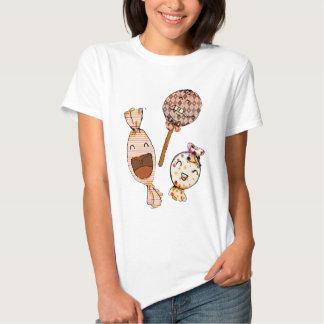Camiseta para mujer de LOLies Camisas