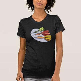 Camiseta para mujer de los dardos