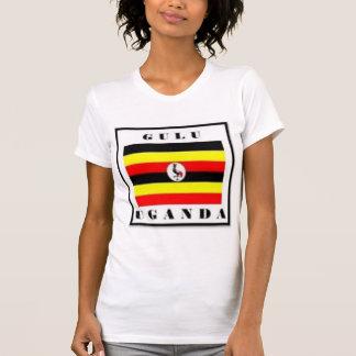Camiseta para mujer de Uganda Poleras