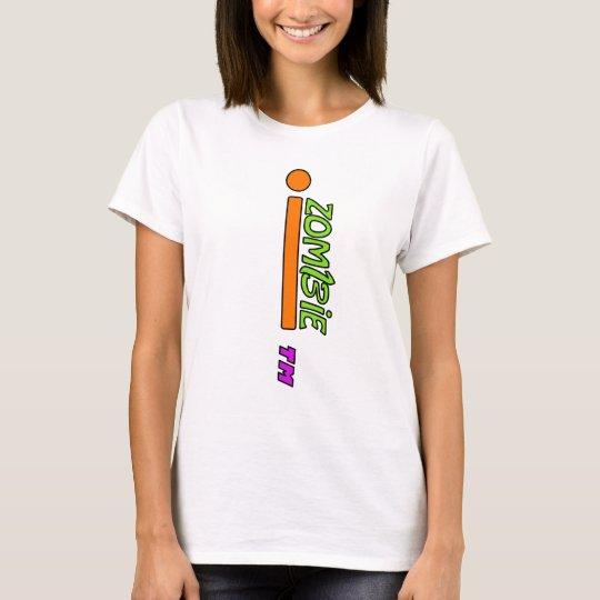 camiseta para mujer del iZOMBiE