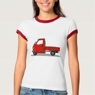 Camiseta para mujer del mono de Piaggio Polera