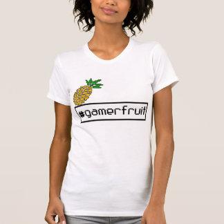 Camiseta para mujer del pixel de GamerFruit