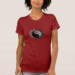 camiseta para mujer del registro de INNERSTRENGTH