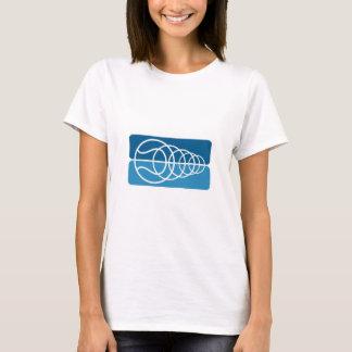 Camiseta para mujer del tenis