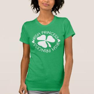 Camiseta para mujer irlandesa de princesa St
