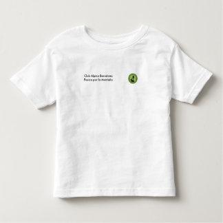 Camiseta para Niños del CAB Playeras
