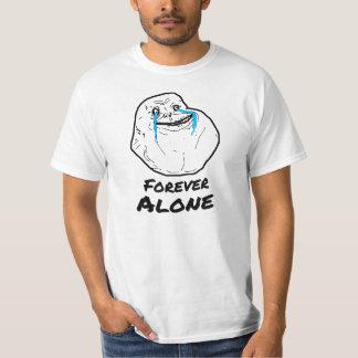 Camiseta PARA SIEMPRE SOLA del DUENDE MEME Playera