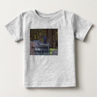 Camiseta paranormal del bebé