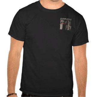 Camiseta paranormal oficial del pórtico