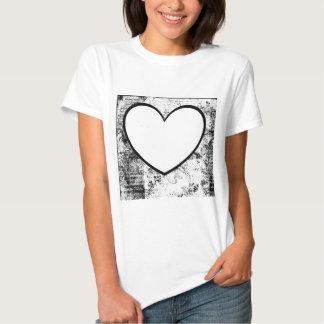 Camiseta, parte movible de la foto de la forma del playera