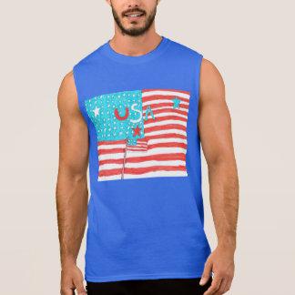 Camiseta patriótica