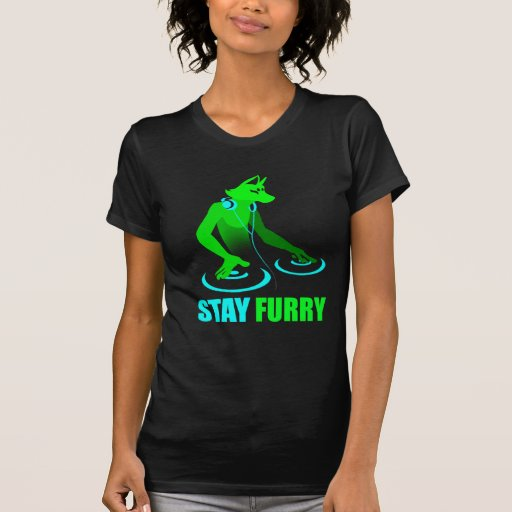 Camiseta peluda de la estancia