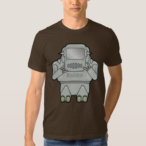 Camiseta pequenita de RockBot Polera