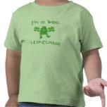 Camiseta pequenita del Leprechaun del día de St