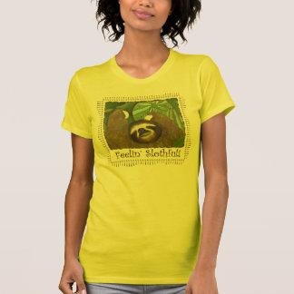 Camiseta perezosa