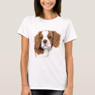 Camiseta: Perro de aguas de rey arrogante Charles Playera