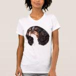 Camiseta: Perro de aguas de rey Charles (no