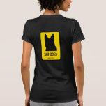 "Camiseta ""perros del Sar """