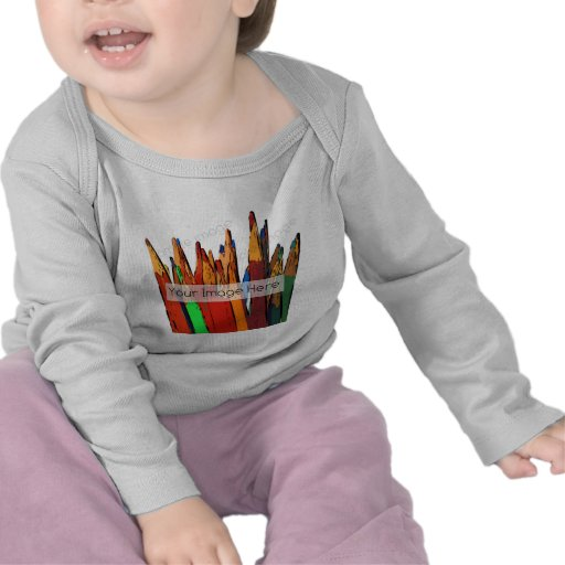 Camiseta personalizada - bebé