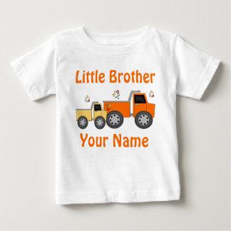 Camiseta personalizada camión de pequeño Brother