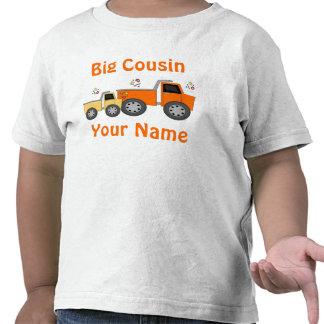 Camiseta personalizada camión grande del primo