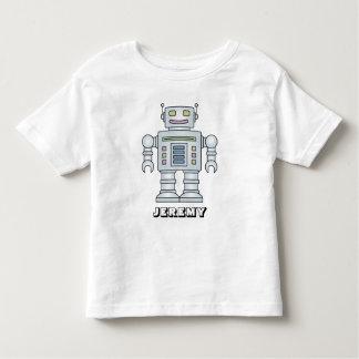 Camiseta personalizada del dibujo animado del