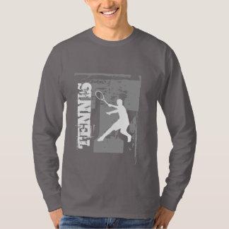 Camiseta personalizada del tenis para los niños y playeras